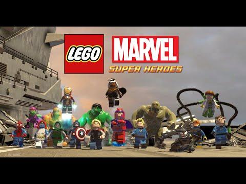 , title : 'LEGO Marvel Super Heroes | Nintendo Switch Trailer'