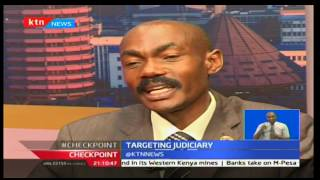 Jubilee party is now seeking to clip Judiciary powers