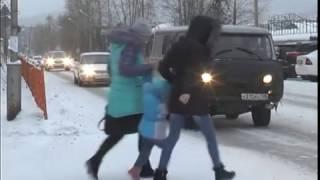 ДТП на дорогах Усть-Кута