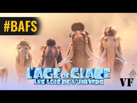 L'âge de glace 5 : les lois de l'univers - Bande Annonce VF - 2016