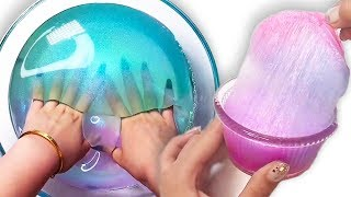 The Most Satisfying Slime ASMR Videos | Relaxing Oddly Satisfying Slime 2019 | 269