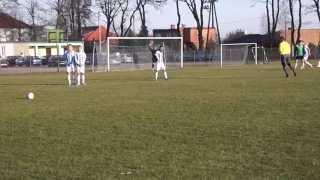 preview picture of video 'Zieloni Koźminek – Polonia Kępno 1:2'