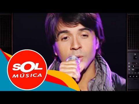 "Luis Fonsi ""Imagíname sin ti"" (A Solas 2008)"