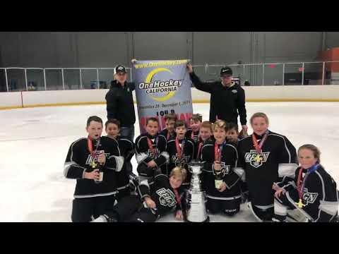OneHockey California Nov Champs 2019