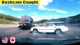 Ultimate North American Cars Driving Fails Compilation - 78 [Dash Cam Caught Video]