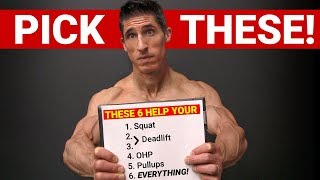 The 6 Best Lifts for NEW Muscle Growth (GUARANTEED!)
