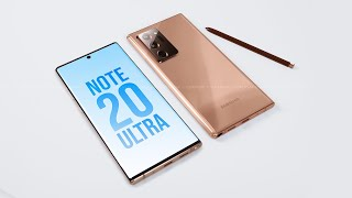 Samsung Galaxy Note 20 Ultra CONFIRMED!