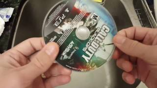 Fixed! DVD Game/Movie NOT WORKING, FREEZES, UNREADABLE, SCRATCHED, etc