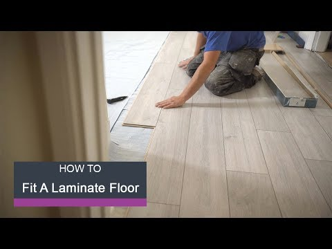 Wickes How To Lay Laminate Flooring