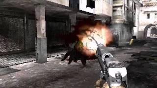 Serious Sam 3 BFE NPC Cheater WTF? FAKE ALI213 scorpion (i pick up gun and kill kamikaze)
