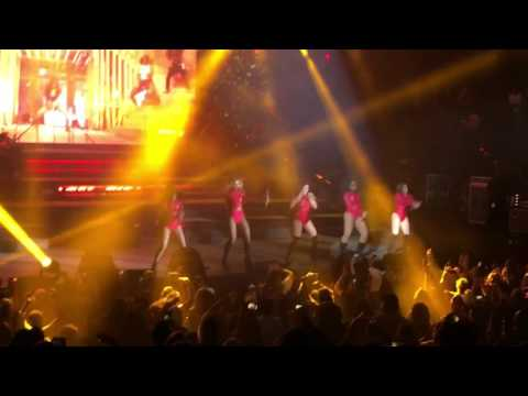 Fifth Harmony- Work from Home ft. Ty Dolla $ign 7/27 tour Irvine