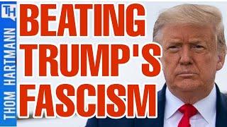 Beating Trump's Fascism! (w/ Prof. Jason Stanley)