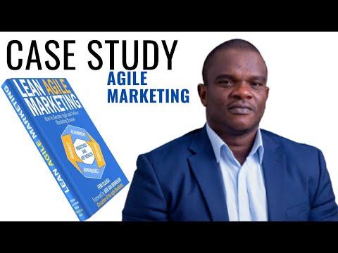 Agile Marketing Case Study - YouTube