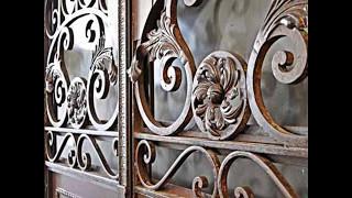 Antic And Vintage Doors Design