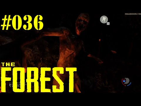 THE FOREST [HD|60FPS] #036 - LPT - Völlig verpeilt auf der Insel ★ Let's Play Together The Forest