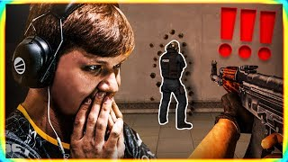 It's not an easy pro CS:GO video to watch..