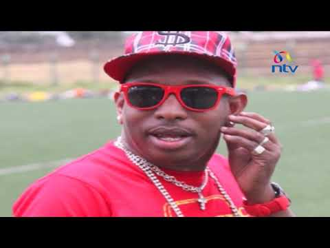 Governor Mike Sonko allegedly storms disputed land, fires in the