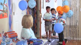 Planes Birthday Party Ideas