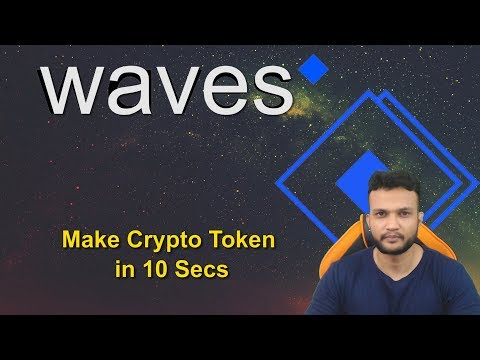 How to get waves cryptocurrency