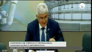 Ciência e Tecnologia - Ministro Marcos Pontes debate plano de ação do MCTI para 2021 - None