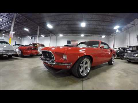1969 Ford Mustang Cobra for Sale - CC-994598