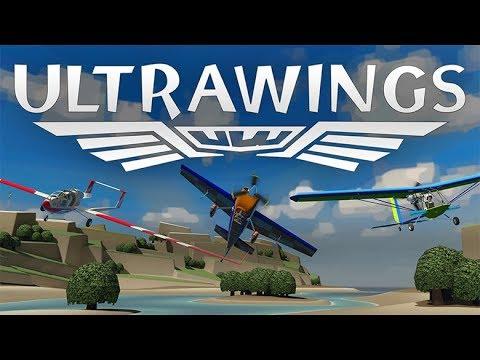 Ultrawings | Gameplay Trailer | Gear VR + Oculus Rift thumbnail