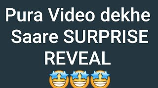 Ab Daily Profit Hoga | All Surprise REVEAL | Watch Full Video | Daily Profit With Me