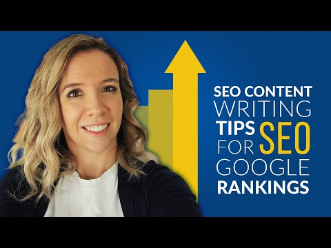 SEO Content Writing Tips For 2019 Google Rankings