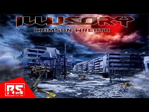 ILLUSORY - Crimson Wreath (VISUALIZER) online metal music video by ILLUSORY