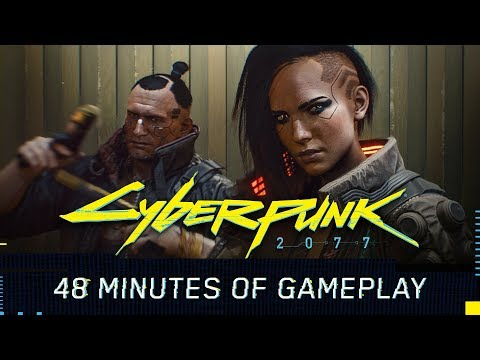 48 minute Walkthrough de Cyberpunk 2077