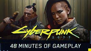Film do artykułu: Kiedy premiera Cyberpunk...