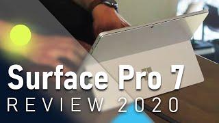 Surface Pro 7 Review 2020: Ist dieses Tablet noch zeitgemäß?