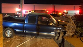DUI Driver Hit and runs- Ends In Chaos