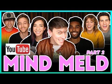 YOUTUBER MIND MELD - PART 2!! | Thomas Sanders