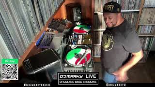 DJ Marky - Live @ Home x Drum And Bass Sessions [10.04.2021]