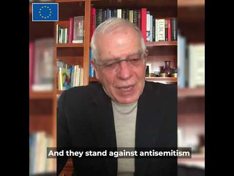 HR/VP Josep Borrell´s message on Holocaust Remembrance Day