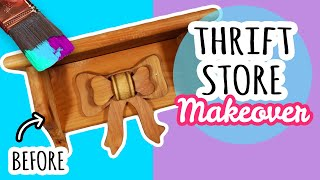 Thrift Store Makeover #8