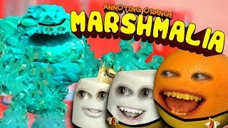 Annoying Orange HFA: Marshmalia