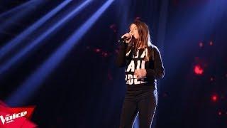 Luisida – Dream it possible | Audicionet e Fshehura | The Voice Kids Albania 2018