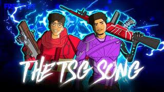 THE TSG SONG - (Two Side Gamers & Ebullient X @Sez On The Beat & The MVMNT | Full power | Rebel 7) - GAMERS