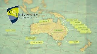 Welcome to CQUniversity Australia