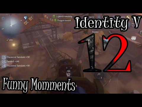 IDentity V   funny Moments #12