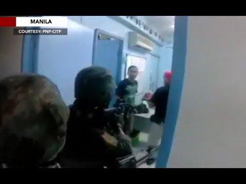 [UNTV]  2 sa 6 na pulis ng Manila Police District na sangkot umano sa pangongotong, arestado ng PNP-CITF