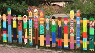 20 Cheap And Creative Fence Ideas!