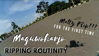 Maguwoharjo Ripping Routinity | FPV Freestyle