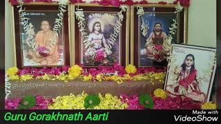Guru Gorakhnathji ki Aarti