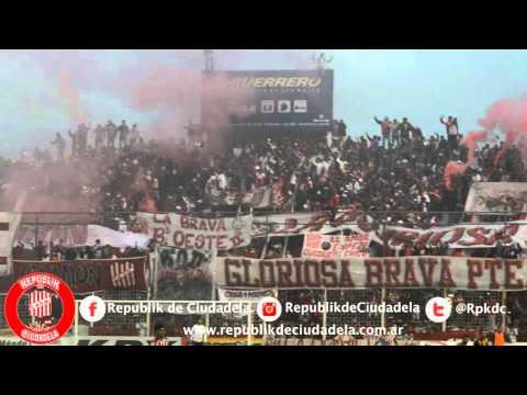 """""""RpkdC - La hinchada de SAN MARTIN - Globazo"""" Barra: La Banda del Camion • Club: San Martín de Tucumán"""