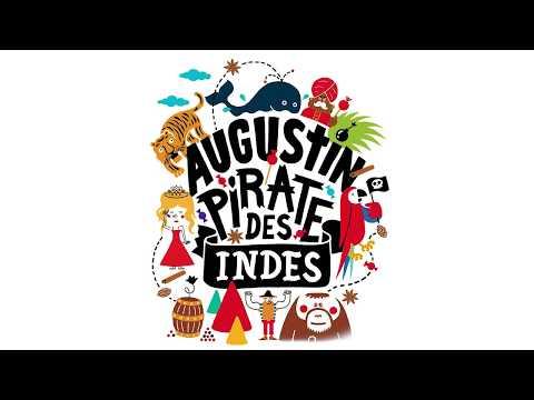 Augustin, pirate des Indes : bande annonce