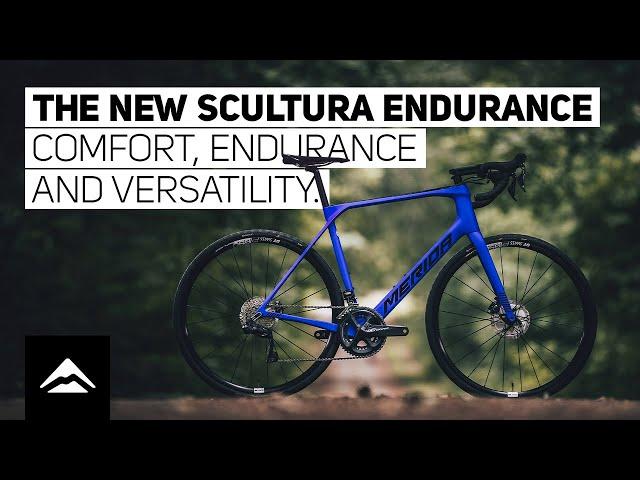 Видео Велосипед Merida Scultura Endurance 5000 silk anthracite (black)