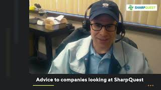 SharpQuest, Inc. - Video - 3